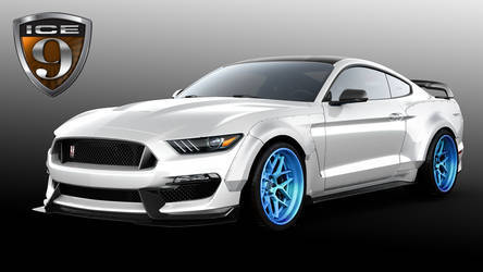 2015 Ford Mustang | '15 Ford Mustang EcoBoost by Ice Nine Group - Rendering