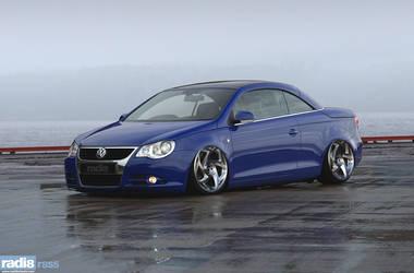 Radi8 R8C5 - Volkswagen Eos