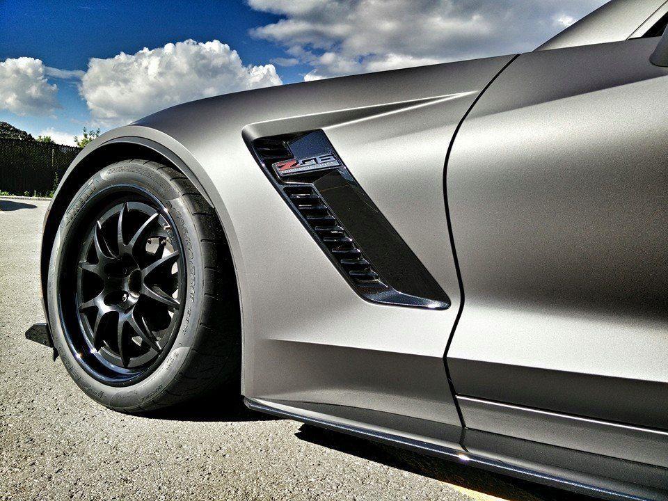 2015 Chevrolet Corvette Z06 |  C7 Z06 on Forgeline GA3R Wheels