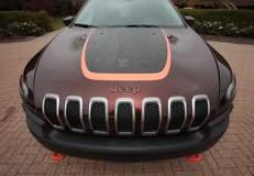 Mopar Jeep Grand Cherokee Trail Carver