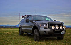2010 Ford F150 Z Series - Front Shot