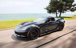 Katech Performance C7 Corvette Grand Sport on Forgeline One Piece Forged Monoblock GS1R Wheels