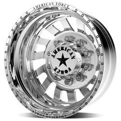 Dually Wheel - Zink - Rear