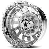 Dually Wheel - Zink - Rear