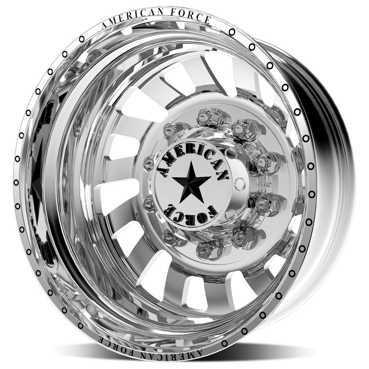 | Dually Wheel - Zink - Rear