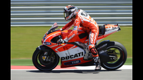 2013 MotoGP - Austin - Dovizioso