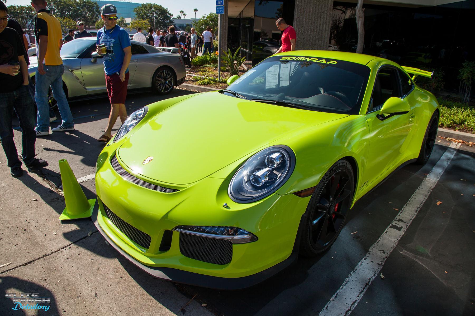 2015 Porsche 911 | San Diego Cars & Coffee October 15th, 2016