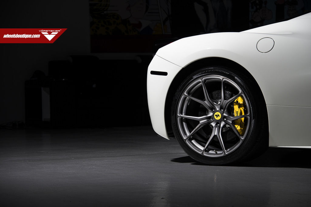 Ferrari 458 Italia | Ferrari 458 VRS on VSE-003