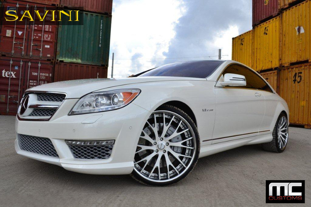 2013 Mercedes-Benz CL-Class | '13 Mercedes CL63