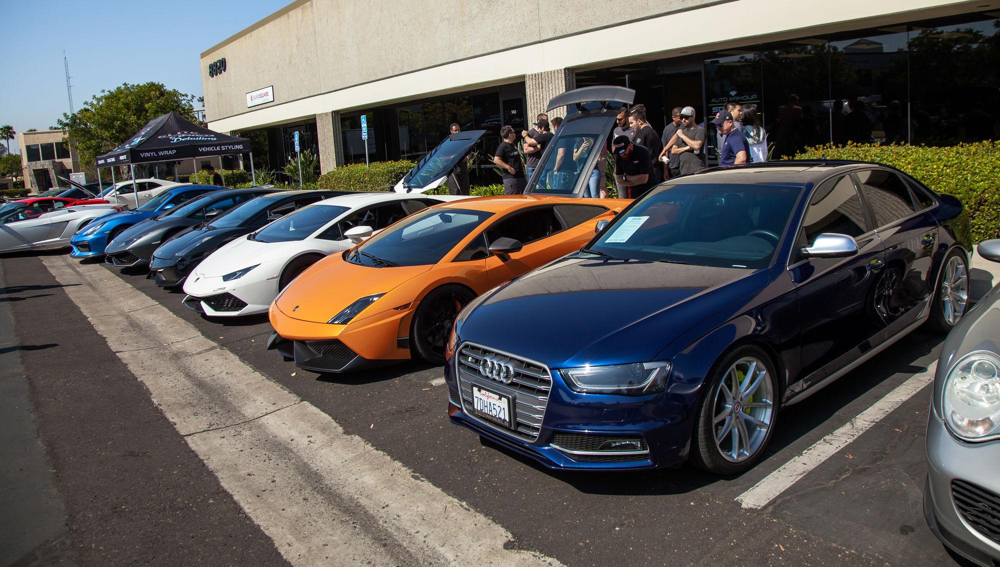 Lamborghini  | San Diego Cars & Coffee July 16th, 2016