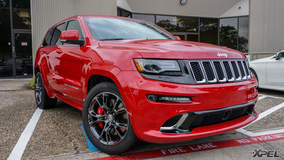 SRT Jeep Cherokee