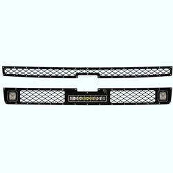 Rigid Industries 2011-2013 Chevy 2500/3500 LED Grille