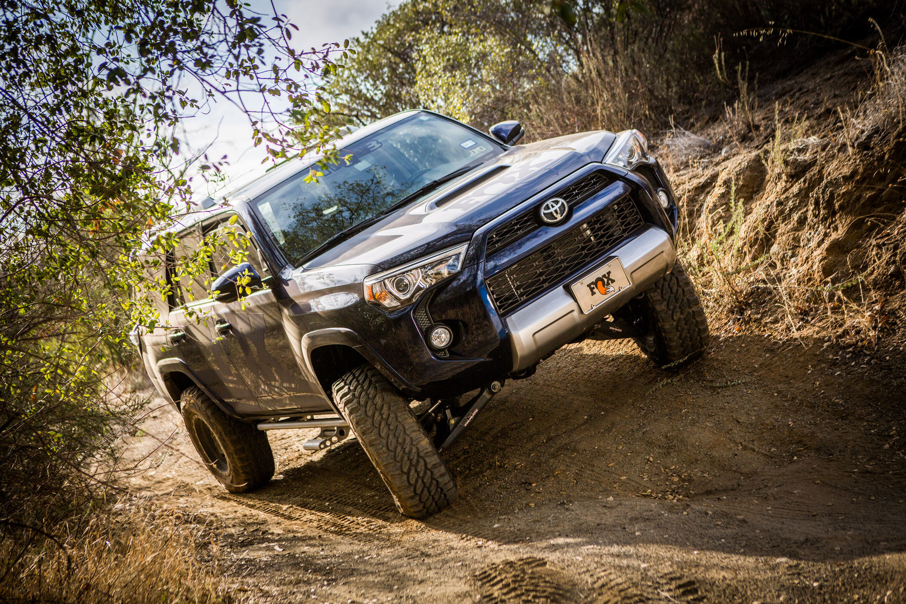 2014 Toyota 4Runner | N-FAB 2014 Toyota 4-Runner Build