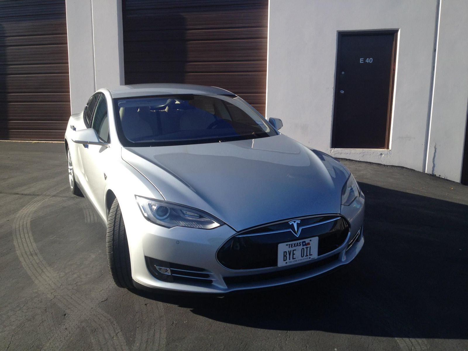 Tesla Model S | Tesla with XPEL ULTIMATE paint protection film installed