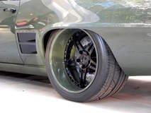 "Mary & Clayton Graham's ""T-Rex"" 1969 Camaro on Forgeline SP3P Wheels"
