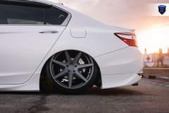 Honda Accord V6 Touring - Bagged