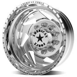 Dually Wheel - Zone - Rear