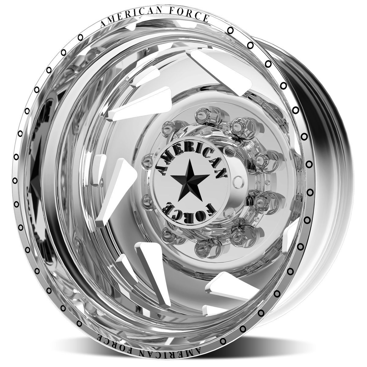 | Dually Wheel - Zone - Rear