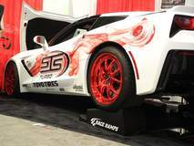 STS Turbo's Turbocharged C7 Corvette Stingray on Forgeline GA3R Wheels