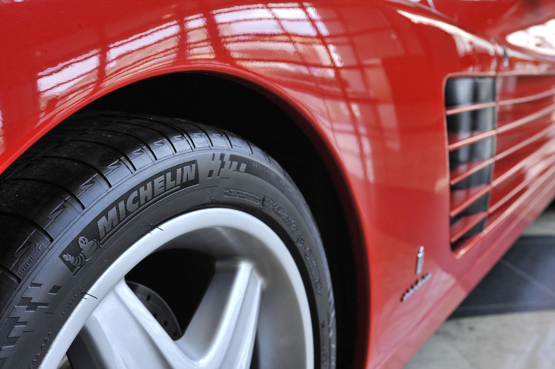Ferrari Testarossa | Ferrari Testarossa