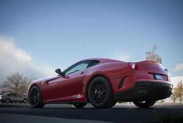 2011 Ferrari 599 | 2011 Ferrari 599 GTO
