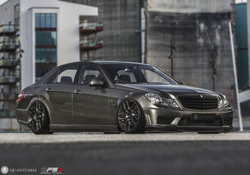 Quantum44 FS1 Forged Wheels - Mercedes Benz E63 AMG