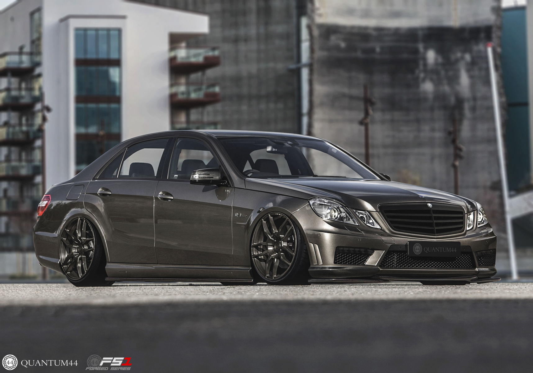 Mercedes-Benz E63 AMG | Quantum44 FS1 Forged Wheels - Mercedes Benz E63 AMG