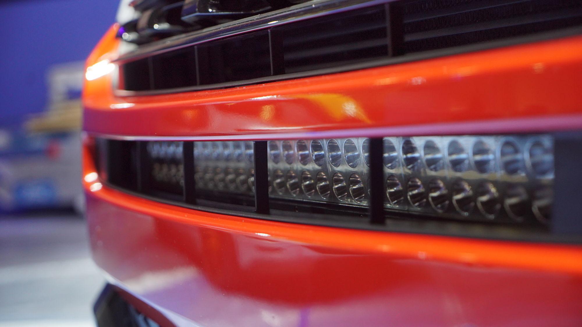 2015 Ford Explorer Sport | '15 Ford Explorer Sport by All Star Performance - Light Bar