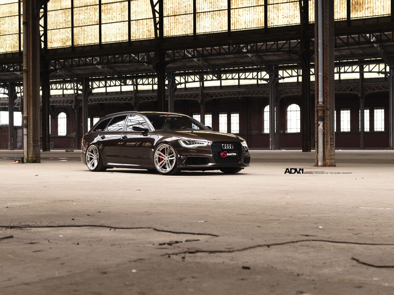 Audi A6   Audi A6 Avant