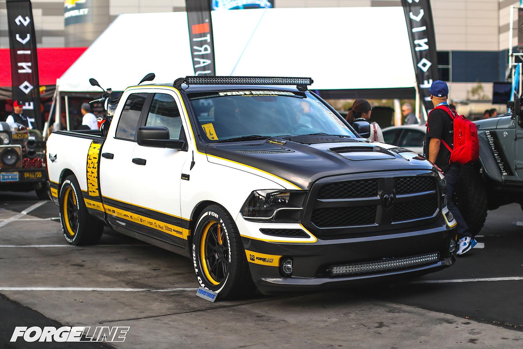 2015 Dodge Ram Pickup 1500 | Pfaff Designs