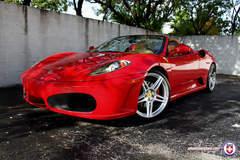 Ferrari F430 on HRE P47SC