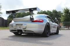 ERD H Class Porsche Cayman on Forgeline GX3R Wheels