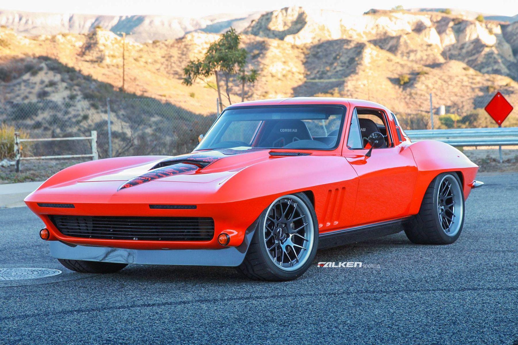 1965 Chevrolet Corvette Stingray   Greg Thurmond's