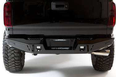 GMC Canyon HoneyBadger Rear Bumper