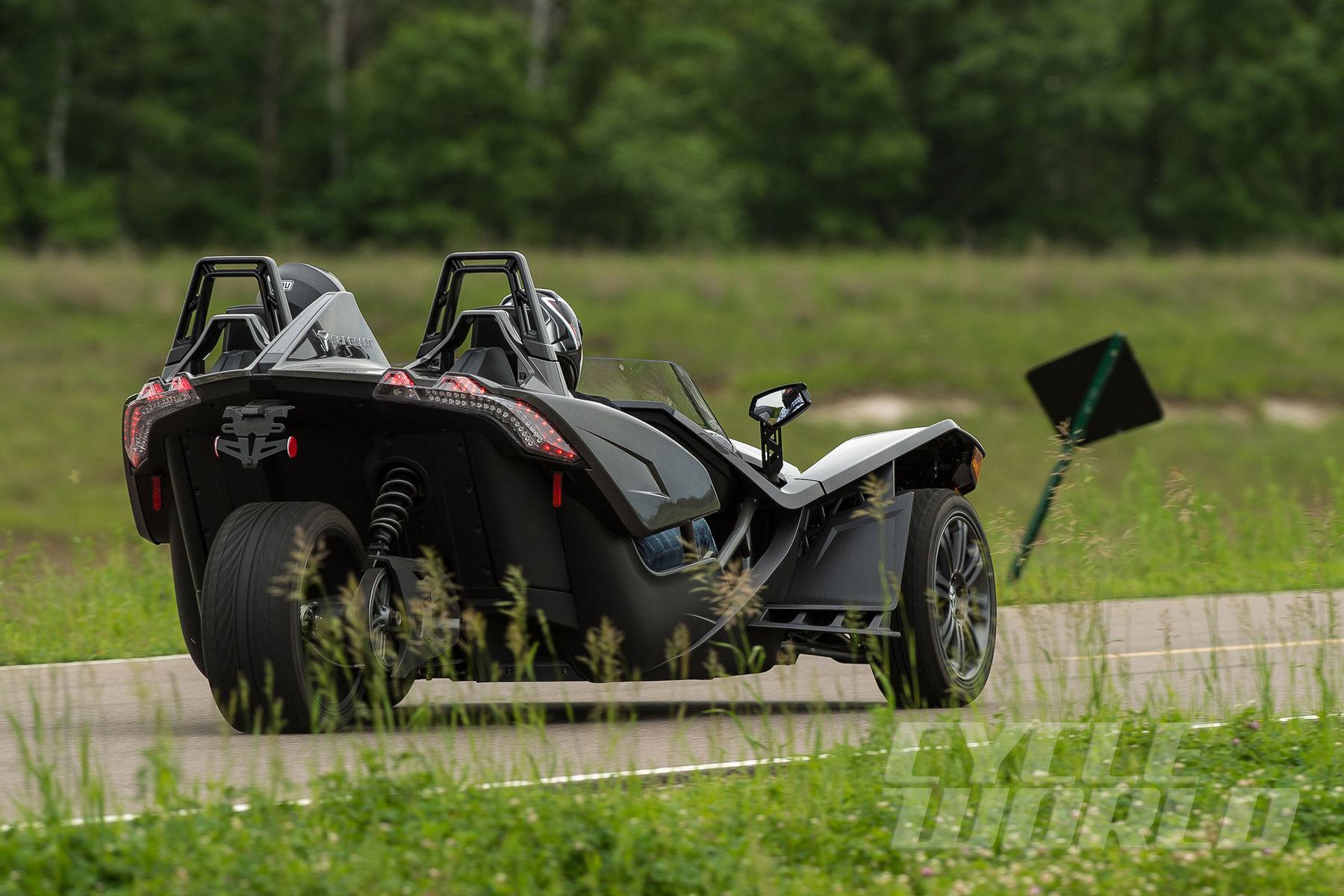 2015 Polaris  | 2015 Polaris Slingshot – First Ride