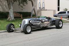 Jay Leno's Tank Car