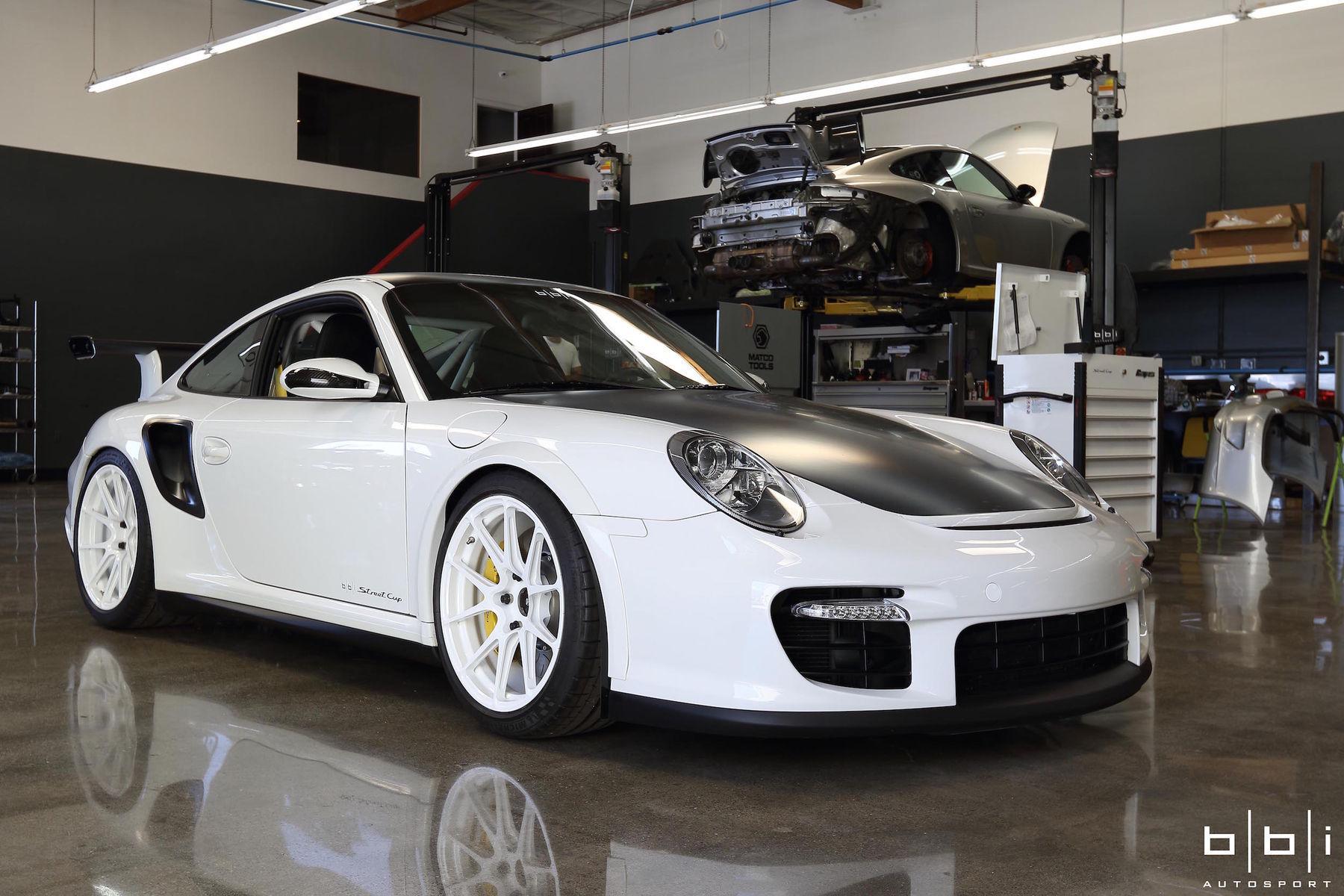2008 Porsche 997 | BBi Autosport's