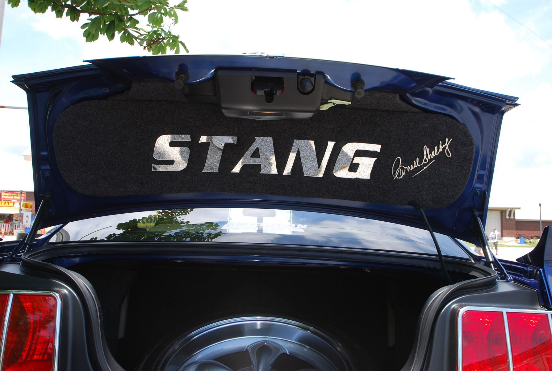   Carroll Shelby Mustang