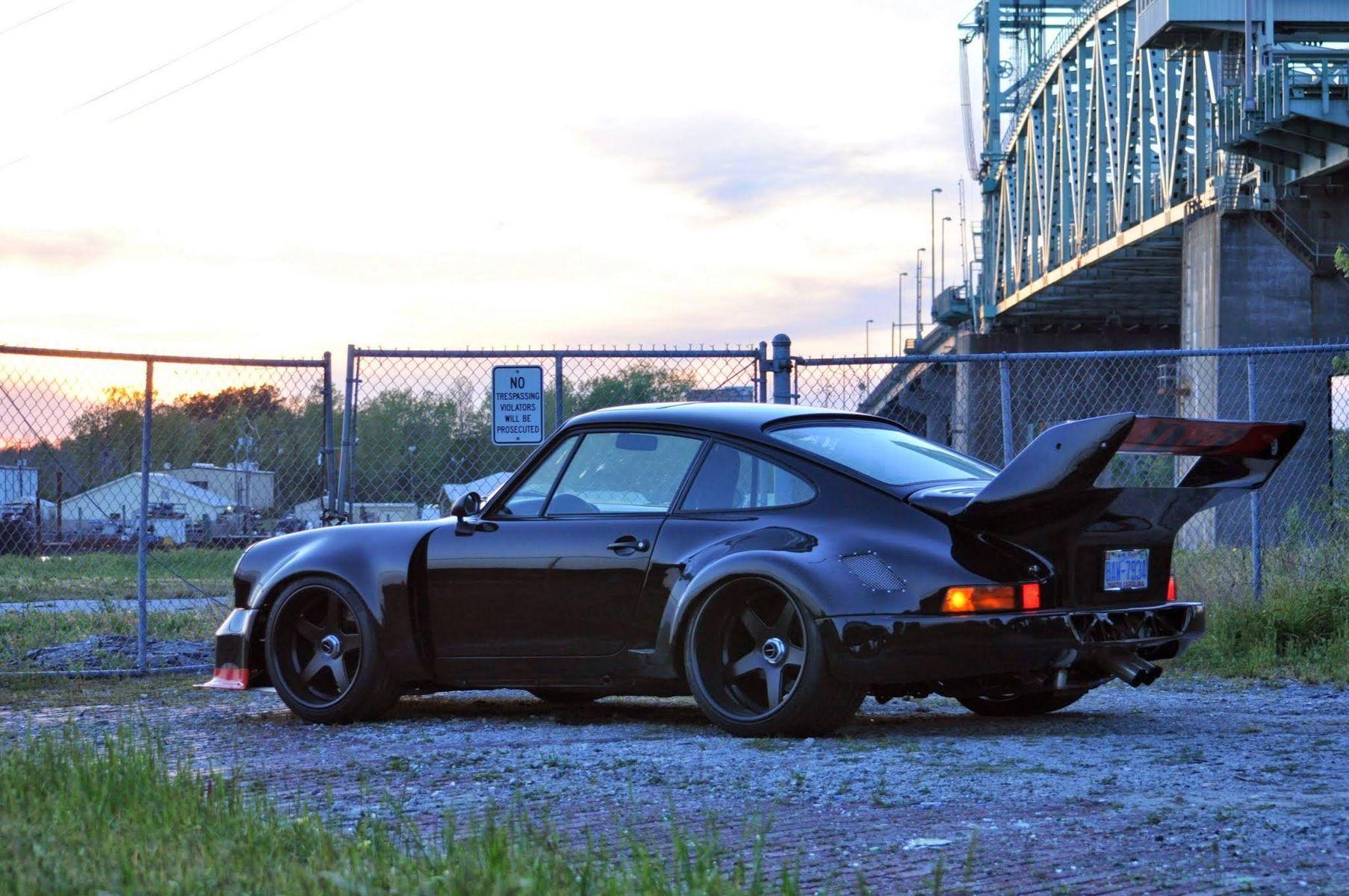 1986 Porsche 911   D-Zug Produkte's Projekt Mjølner Porsche 930