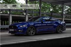 Ford Mustang - Side