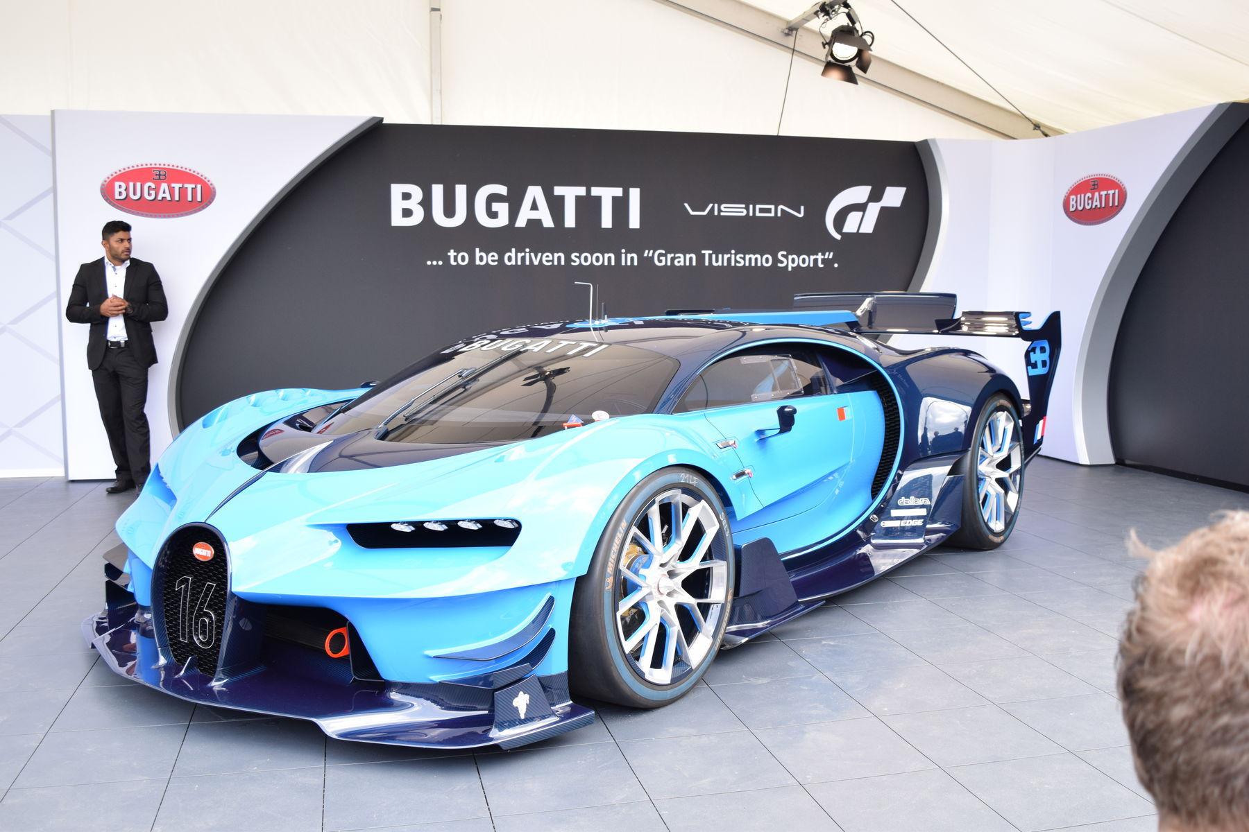 | Bugatti Chiron