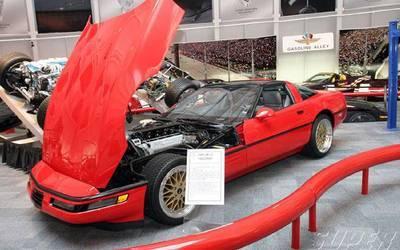 The V12 Powered Corvette Snake Skinner That Never Was