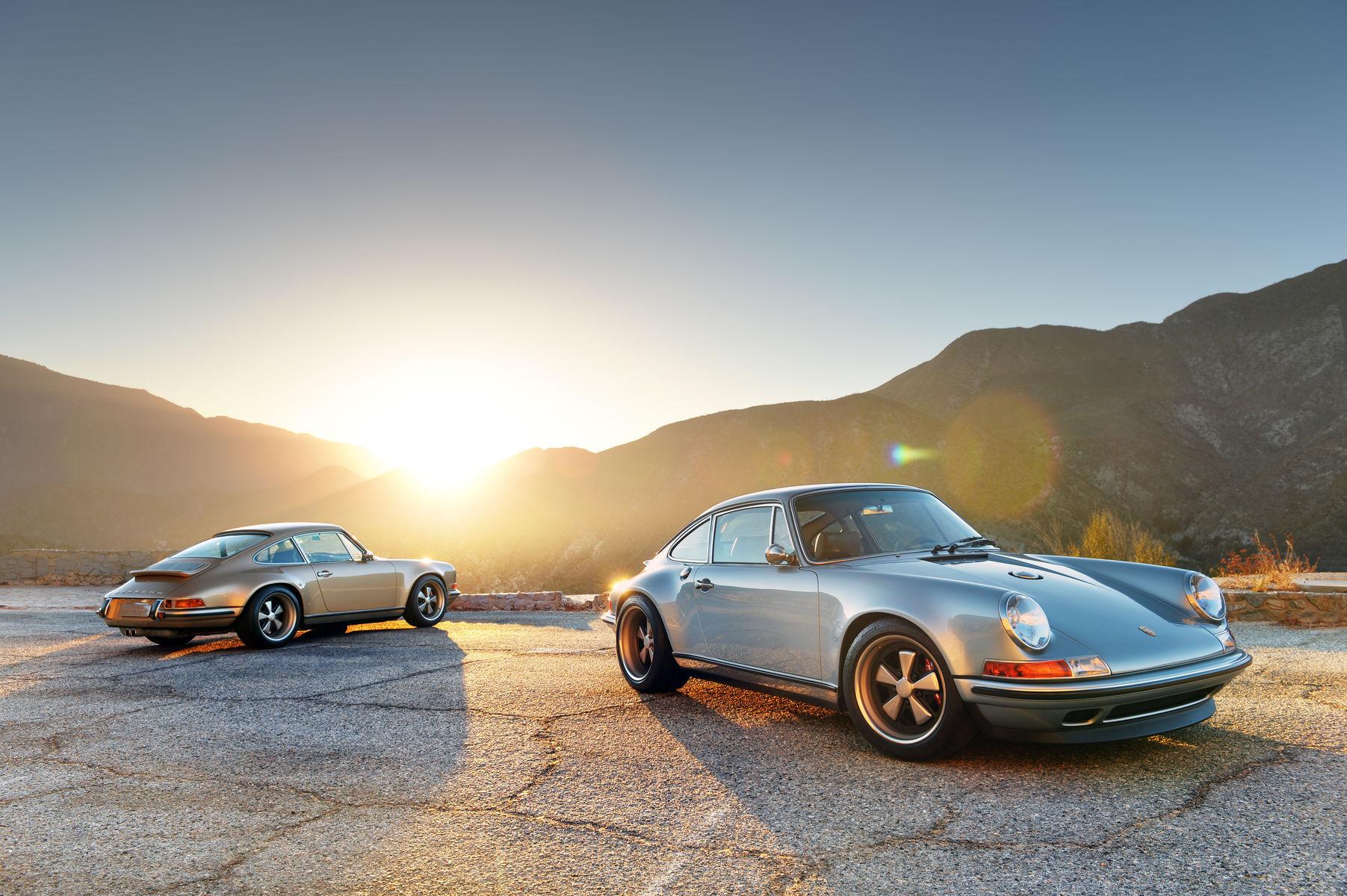 Porsche 911 | Singer 911s