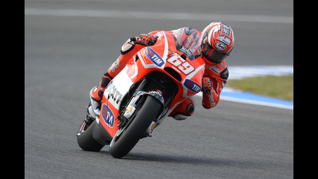2013 Ducati  | 2013 MotoGP - Jerez - Hayden