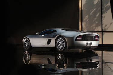 2014 Ford GT | Galpin Ford GTR1 Rear Three Quarters