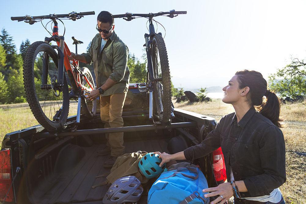 2015 Chevrolet Colorado | Chevrolet Colorado Biking Package