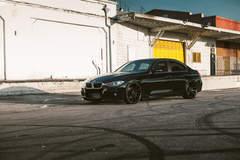 BMW 330i - Driver Side