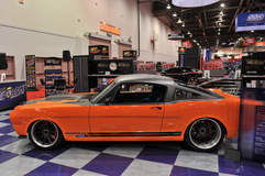 Producer Mustang on Forgeline RB3C Wheels