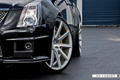 '12 Cadillac CTS on XO Tokyo's