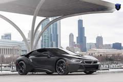 BMW i8 - Stance Shot